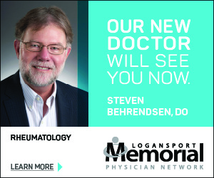 Logansport Memorial Dr. Behrendsen