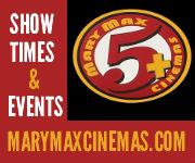 Mary Max Cinemas
