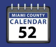 Miami County Calendar
