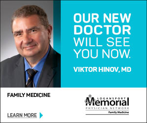 Logansport Memorial Hospital - Dr. Hinov